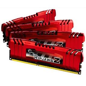 G.SKILL Ripjaws Z Series 32GB (4x8GB) DDR3 1866MHz CL10 Quad Channel Kit (F3-14900CL10Q-32GBZL)