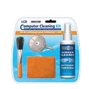 Emzone Computer Cleaning Kit (spray, cloth, brush, air)