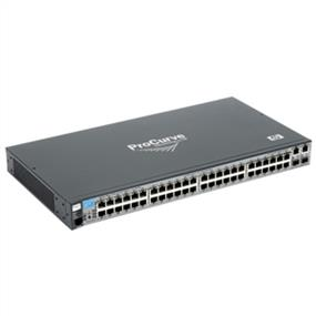 HP ProCurve 2510-48, Managed Network Switch - 48-Port, 10/100