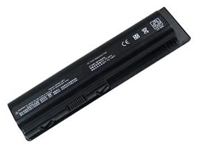 iCAN Compatible HP/Compaq G50-100 Series HSTNN-CB72 Laptop Battery 9-cell (Samsung Cell) 6600mAh Black