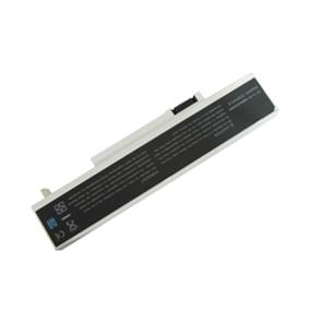 iCAN Compatible Gateway Laptop Battery 6-cell (Samsung Cell) 4400mAh White Replacement for: SQU-715, W35052LB-SP, W35044LB, 934T2960F, 934T2920F