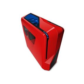 NZXT Phantom 410 Steel Mid Tower Case Red (CA-PH410-R1)