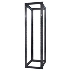 SCHNEIDER ELECTRIC NETSHELTER 44U 4POST OPEN FRAME RACK SQUARE HOLES (AR203A)