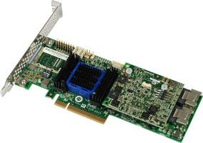 Adaptec 6405 SAS RAID Controller - 4 Internal Port SAS + SATA - PCI Express - RAID 0/1/10 (2270000-R)