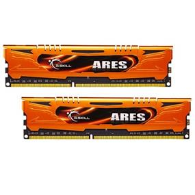 G.SKILL Ares Series 16GB (2x8GB) DDR3 1333MHz CL9 Dual Channel Kit (F3-1333C9D-16GAO)