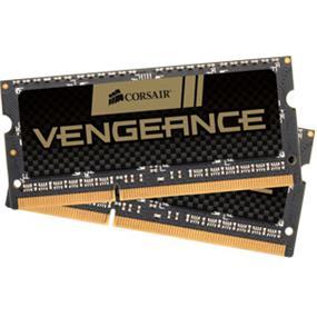 Corsair Vengeance 8GB (2x4GB) DDR3 1600MHz CL9 SODIMMs (CMSX8GX3M2A1600C9)