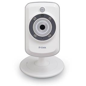 D-Link Enhanced Wireless Day/Night Network Camera (DCS-942L)