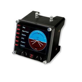 Logitech G Saitek Pro Flight Instrument Panel (Single) (945-000027)