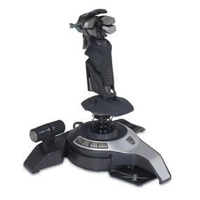 Mad Catz Cyborg FLY5 PC Flight Stick (Open Box Only / CCB4330200B2/04)