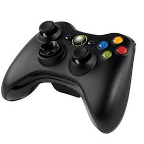 Microsoft Wireless XBox 360 Controller For Windows and Xbox - Black (JR9-00011)