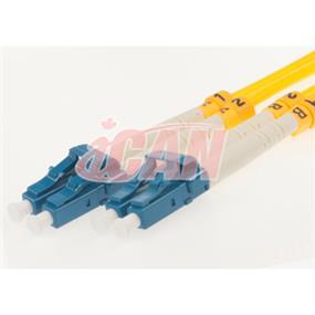 iCAN LC/LC, SINGLEMODE,DUPLEX 9Mic - 1m (FP5-SD-LCLC-001)