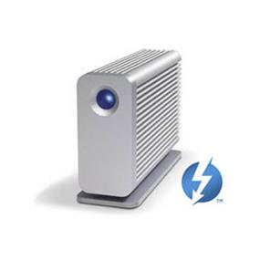 LaCie Little Big Disk Thunderbolt 240GB SSD External Hard Drive (9000243)
