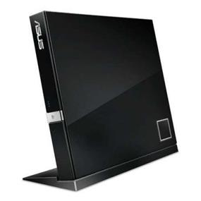 ASUS (SBW-06D2X-U) External Slim 6x Blu-ray Writer, Retail