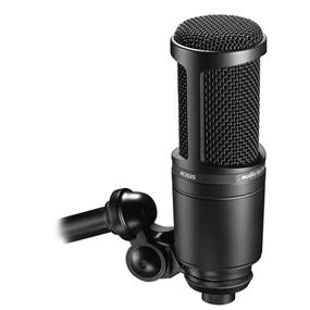 Audio-Technica AT2020, Cardioid Condenser Recording Microphone