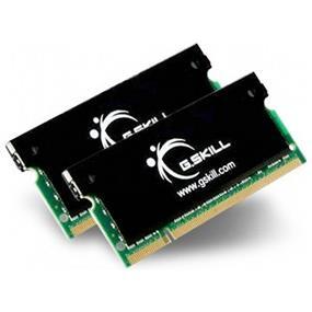 G.SKILL SK Series 8GB (2x4GB) DDR3 1600MHz CL9 SODIMM Memory (F3-12800CL9D-8GBSK)