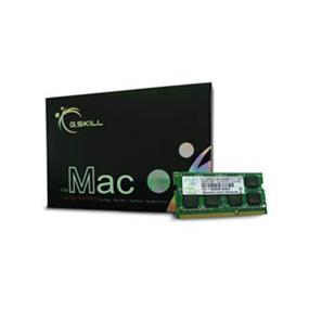 G.SKILL SQ Series for Apple 8GB DDR3 1333MHz CL9 SODIMM Memory (FA-1333C9S-8GSQ)