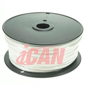 iCAN 14AWG 1PAIR UL/CSA FT4 Rated In-Wall Speaker Wires SPOOL - 100 ft. (SW IW14AWGP-100)
