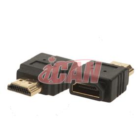 iCAN HDMI M/F Gender Changer/Port Protector (ADP HDMI-MF)