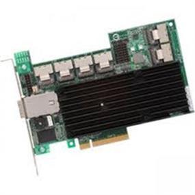 LSI Logic Controller Card LSI00211 MegaRAID SAS 9280-24i4e 28Port 6Gb/s SAS/SATA Retail