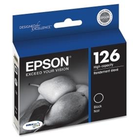 Epson 126 XL Black Ink Cartridge (T126120)