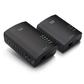 Linksys PLWK400-CA Powerline AV Wireless Network Extender Kit