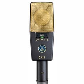 AKG C 414 XL II - Large Diaphragm Condenser Microphone