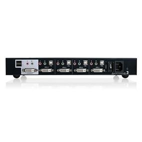 IOGEAR GCS1214TAA, 2-port Dual-Link DVI Secure KVM Switch