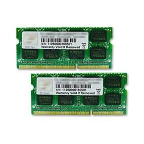 G.SKILL SQ Series 16GB (2x8GB) DDR3 1600MHz CL11 SODIMM Memory (F3-1600C11D-16GSQ)
