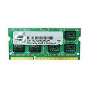 G.SKILL SQ Series 8GB DDR3 1600MHz CL10 SODIMM Memory (F3-1600C10S-8GSQ)