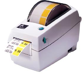 Zebra LP 2824 Plus Thermal Label Printer - Monochrome - 4 in/s Mono - 203 dpi - Serial, USB (282P-201110-000)