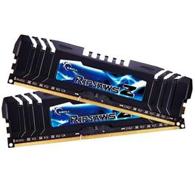 G.SKILL Ripjaws Z Series 8GB (2x4GB) DDR3 2400MHz CL10 Dual Channel Kit (F3-2400C10D-8GZH)