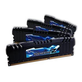 G.SKILL Ripjaws Z Series 16GB (4x4GB) DDR3 2400MHz CL10 Quad Channel Kit (F3-2400C10Q-16GZH)