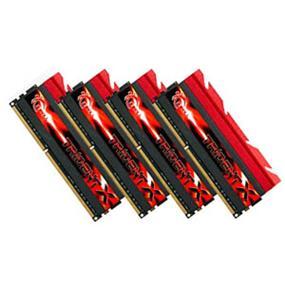 G.SKILL Trident X Series 16GB (4x4GB) DDR3 2400MHz CL10 Quad Channel Kit (F3-2400C10Q-16GTX)