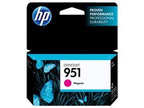 HP 951 Magenta  Ink Cartridge   (CN051AC)