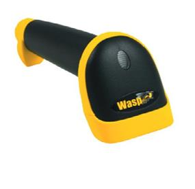 Wasp WWS550i Freedom Cordless Barcode Scanner (633808920623)