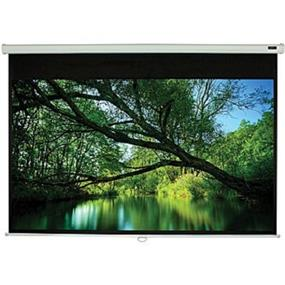 "EluneVision Triton 92""  Manual Projection Screen"