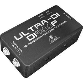 Behringer DI400P - Ultra-DI Passive Direct Injection Box