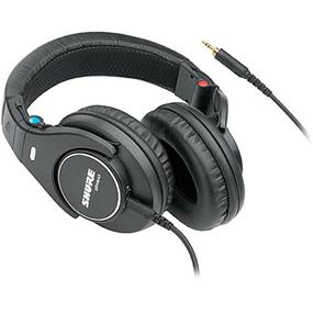 Shure SRH840 - Professional Around-Ear Stereo Headphones
