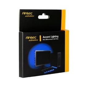 Antec Advance Lighting USB-Powered 6 LED (BLUE)