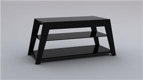 iCAN Glass TV Stand