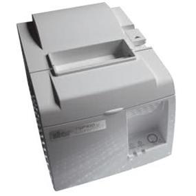 Star Micronics TSP143U Receipt Printer, Direct Thermal, Mono, 203dpi, USB, Gray (39461210)