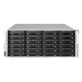 Supermicro SuperChassis 4U chassis support for motherboards up to size ATX, E-ATX (CSE-847E16-R1400UB)