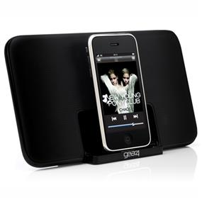 GEAR4 PG492US - Super-slim portable speaker for iPod and iPhone