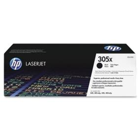 HP 305X Black LaserJet Toner Cartridge (CE410X)