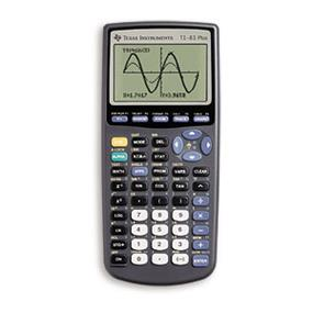 Texas Instruments TI-83 Plus Graphics Calculator (83PLCLM4L2B)