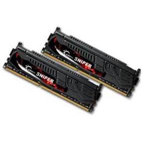 G.SKILL Sniper Series (Low Volt) 8GB (2x4GB) DDR3 1600MHz CL9 Dual Channel Kit (F3-12800CL9D-8GBSR1)