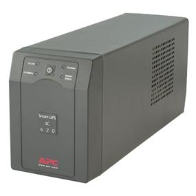 APC Smart-UPS SC 620VA - 620VA/390W - 5.5 Minute Full Load (SC620)