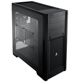 Corsair Carbide Series 300R Windowed Gaming Case Black (CC-9011017-WW)