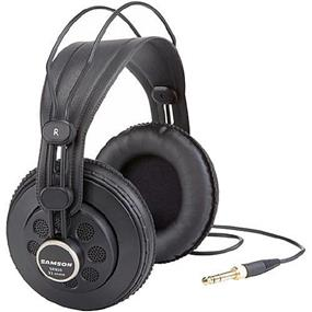 SAMSON SR850C - Professional Studio Reference Headphones