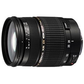 Tamron 28-75mm F/2.8 XR Di SP For Nikon